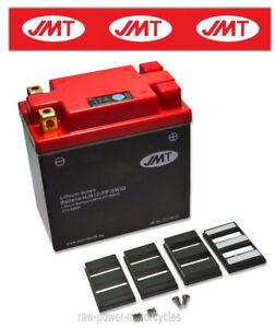 Piaggio X8 400 ie 2008 JMT Lithium Ion Battery YB12-FP