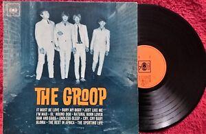 The Groop - The Groop Vinyl LP Mono 1966 CBS – BP 233305 Rock Australia