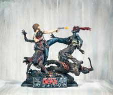 "McFarlane Toys Walking Dead Comic Rick Grimes Resin 12"" Statue 447/1500"