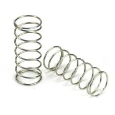 """Losi LOSA5451 Front Shock Springs(2) 2.3"""" x 4.4-Rate Silver: 8ight & 2.0 8ight-T"""