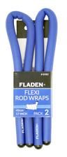 Fladen Flexi Rod Wraps/porte-Idéal pour Piers/bateaux (2 Per Pack) - 36-0012