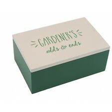 Potager jardiniers Odds and Ends Seed box. Vert de Stockage. jardin. Home