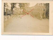 Nr. 29631 Foto 2 Wk  Deutsche Wehrmacht in Lettland  MG 1943 Orden Verleihung