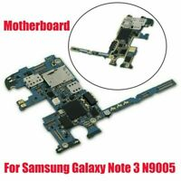 Mainboard Motherboard Replacement for SamsungGalaxy Note3N900532GB Unlocked