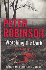 PETER ROBINSON - watching the dark BOOK