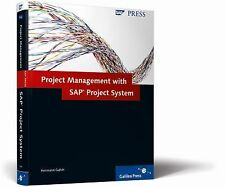 Project Management with SAP Project System, Franz, Mario, Good Book