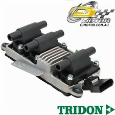 TRIDON IGNITION COIL FOR Audi  A6 01/02-01/04, V6, 2.4L BDV