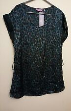 Epilogue Ladies Top Blouse New With Tags RRP €32 UK12. Pattern. Womens
