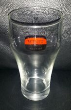 RARE VINTAGE COLLECTABLE WEST END 285ML BEER GLASS GREAT USED CONDITION