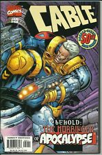 Cable #50-51 lot of 2 (Jan 1998, Marvel) NEAR MINT - 9.2