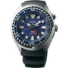SEIKO MEN'S PROSPEX PADI SPECIAL EDITION 47.5MM BLACK KINETIC WATCH SUN065