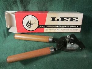 Lee .58 Caliber R.E.A.L Bullet Mold - #58CAL350 - Excellent Used Condition!