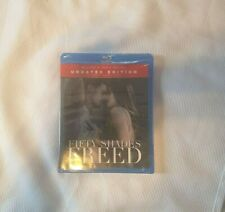 Fifty Shades FREED  Blu-ray+DVD+Digital  Unrated Edition Theatrical Version NEW