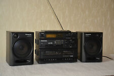 Panasonic RX DT610 Ghettoblaster Boombox Stereoanlage Radiorecorder CD Tape