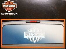 Harley Davidson Shield Motorcycle Bike Rear Window Graphic Sticker Decal - LW