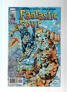 Fantastic Four US Comics No. 1 - 11 = 11 Hefte Marvel 1996 (0-1/1) - ( 1 )