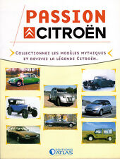 Paper passion citroen editions atlas delivered without miniature to choice