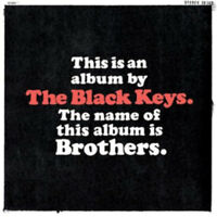 "The Black Keys : Brothers Vinyl 12"" Album (2010) ***NEW*** Fast and FREE P & P"