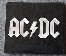 AC/DC, black ice, CD digipack - pochette 2