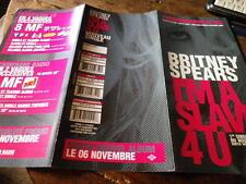 BRITNEY SPEARS - Plan média / Press kit !!! I'M A SLAVE 4 U !!!
