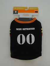 Dog Costume Wide Retriever Football Halloween Puppy Outfit Small S 5lbs-15lbs