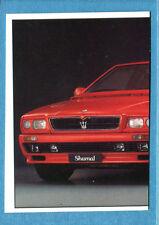 AUTO 2000 - SL - Figurina-Sticker n. 137 -MASERATI SHAMAL 3.2i TURBO 32V 1/2-New
