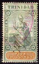 Trinidad 1896 SG 122  CANC  VF