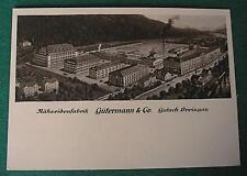 View Fabrik-Gebäude Gütermann`S Nähseide Top Condition