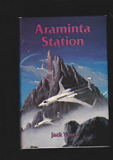 JACK VANCE.ARAMINTA STATION. SIGNEDLIMITED FIRST EDITON. HARDCOVER