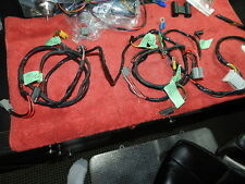 RECONDITIONED ORIGINAL HEADLIGHT HARNESS 70-71 CHALLENGER/71 CUDA