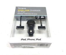 Targus Dual Car Charger for iPad APD05US