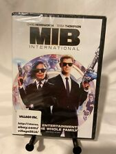 Men in Black International (Dvd,2019,Widescreen) Brand New Factory Sealed! Usa!
