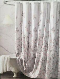 "DKNY Tate Fabric Shower Curtain 72"" x 72"" NIP"