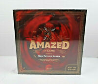 Amazed The Game Neil Patrick Harris - Puzzles, Riddles, Secrets & Strategy NIB