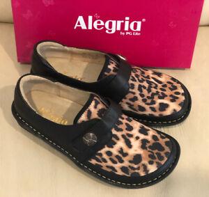 Alegria Brenna Leopard US 8-8.5 / EUR 38