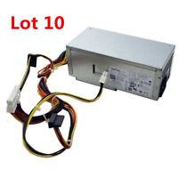 Lot 10 Dell Optiplex DT 3010 7010 9010 990 790 Power Supply CYY97 7GC81 6MVJH