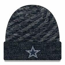 Dallas Cowboys Knit Hat Beanie Unisex Adult New Era Cuffed Thermal Lined