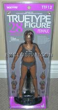 "Hot Toys TTF-12 1/6 Scale 12"" Truetype Body Cuban American Female Version"