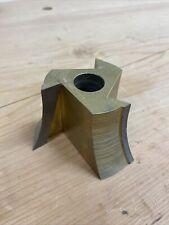 Lrh Detail Shaper Cutter Molder, King Cutter 3/4� Bore