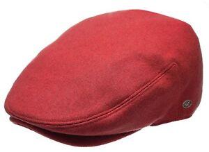 Classic Plain Newsboy Cap,100% Wool Made Premium Quality Winter Flat Ivy Hat