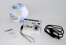 COBRA DIGITAL CAMERA WEB CAM VIDEO DC5200 5.0 Megapixel 2-in-1 Digital Camera