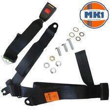 Mg 1100 1300 Saloon Rear Static 3 Point Seat Belt Kit