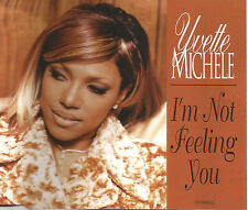 YVETTE MICHELE I'm Not feeling you w/ RARE RADIO Version USA CD single SEALED 97