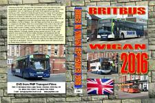 3384. Wigan. UK. Buses. September 2016. Not a lot of changes in the past 12 mont