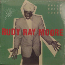 Rudy Ray Moore - Hully Gully Fever Double LP Norton Records Domeite R&B