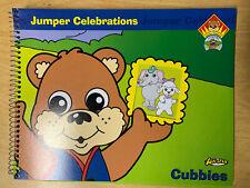 Preschool Awana Cubbies KJV Jumper Celebrations Student Book 3 & 4 Year Olds New