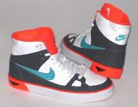 Mens NIKE FLIGHT AC Leather Trainers 577128 130