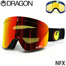 DRAGON NFX Goggle Ski Snowboard Rasta/Red Ionized-Extrayellow RT: $160 £125 180€