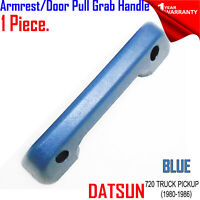 FOR NISSAN DATSUN 720 TRUCK BLUE UTE DOOR PULL HANDLE ARM REST x1 PC Interior