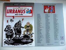 Urbanus 172 EERSTE DRUK Standaard Uitgeverij 2017